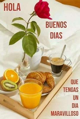 maravilloso dia cafe