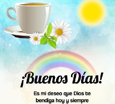 buenos deseos para iniciar el dia bendiciones