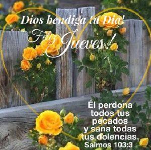 que tengas un feliz jueves salmos