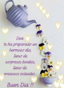 Saludos con Esperanza Dia