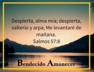 Buenos Dias con Citas Biblicas Despertar