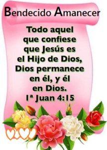 Buenos Dias con Palabra de Dios todo