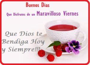viernes maravilloso Cristo