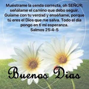 dia de bendiciones esperanza