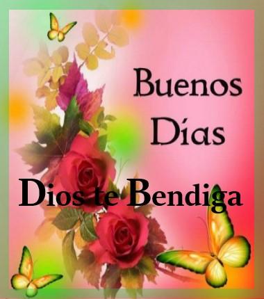 hermoso dia bendiciones