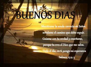 día de bendiciones esperanza